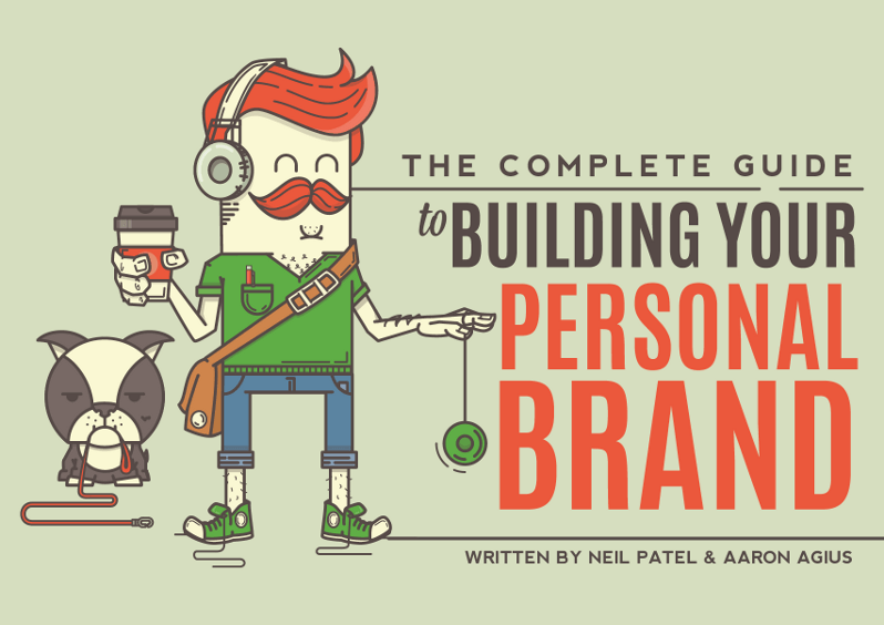 The complete guide to building your personal brand image.