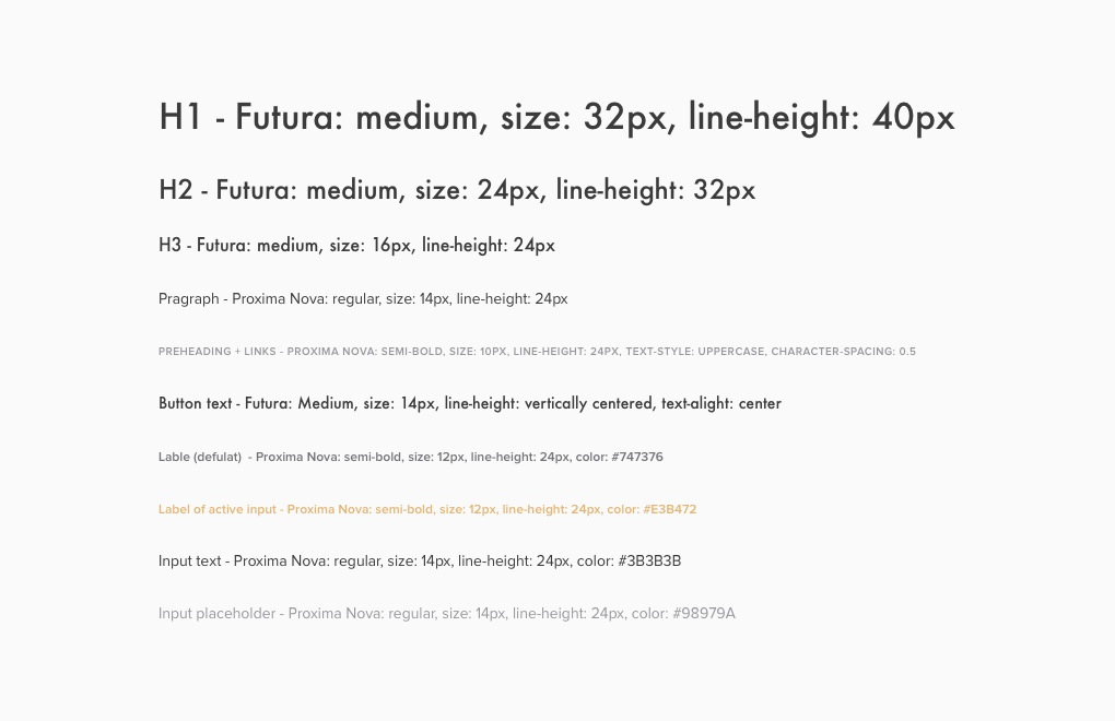 TOP: Web design case study: the typography